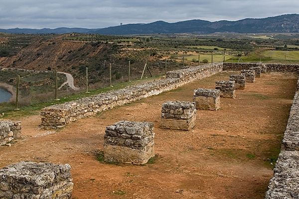 Aprendiendo de la historia con el paisaje visigodo en Zorita