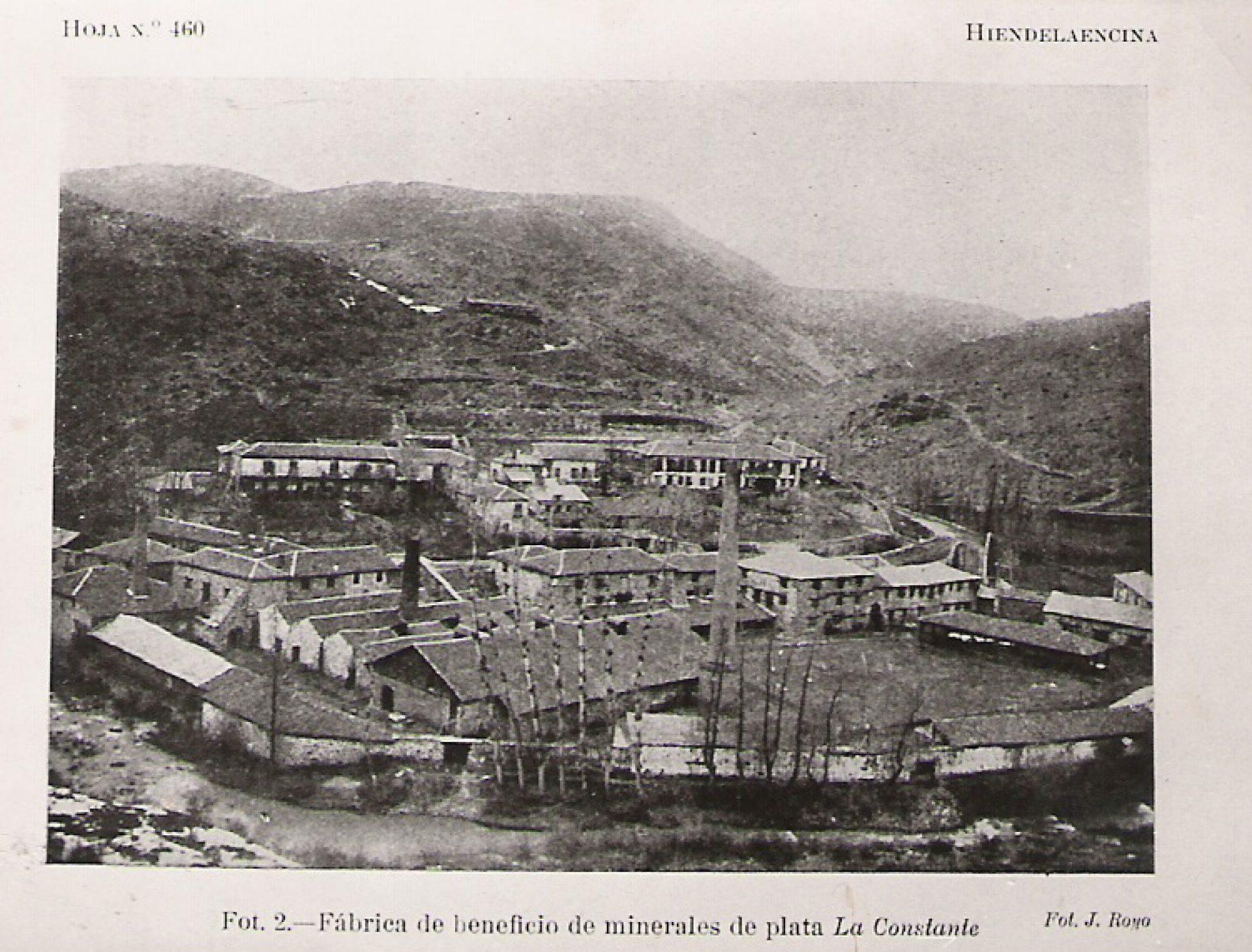 HIENDELAENCINA Y LA FIEBRE DE LA PLATA DEL SIGLO XIX