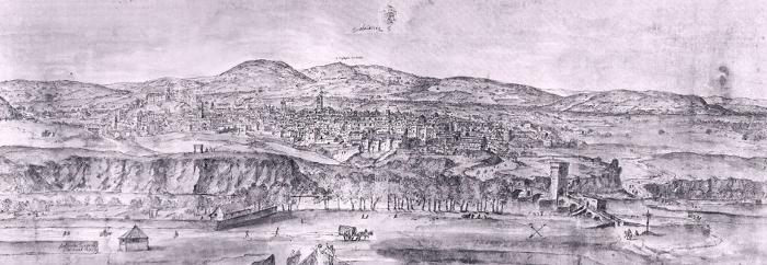 GUADALAJARA EN CUARENTENA: LA PESTE DE 1599
