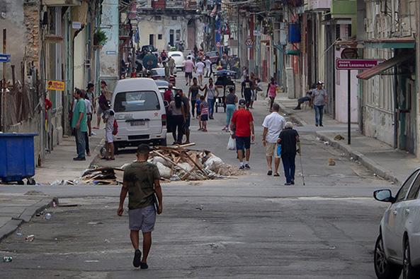 Mis andanzas por Cuba