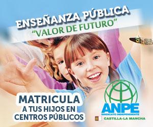 Enseñanza Pública. ANPE