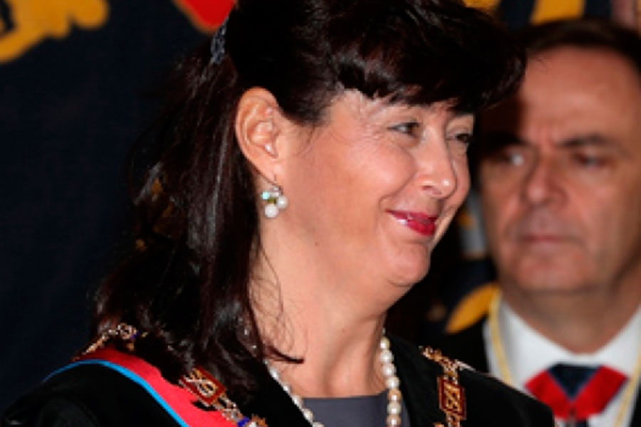 Guadaqu concepci n espejel nombrada presidenta de la for Sala 7 concepcion