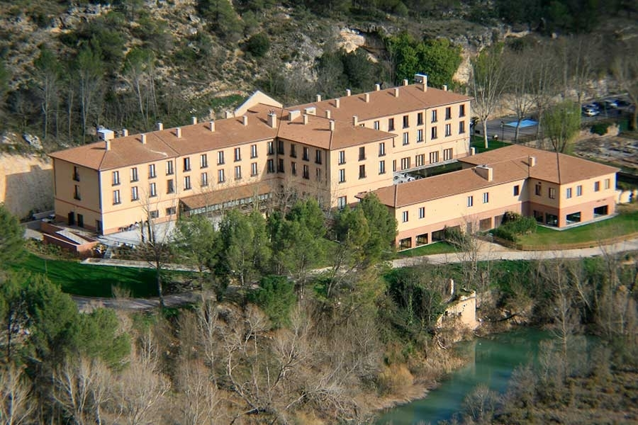 Guadaqu el hotel del real balneario de carlos iii de for Liquidacion piscinas desmontables