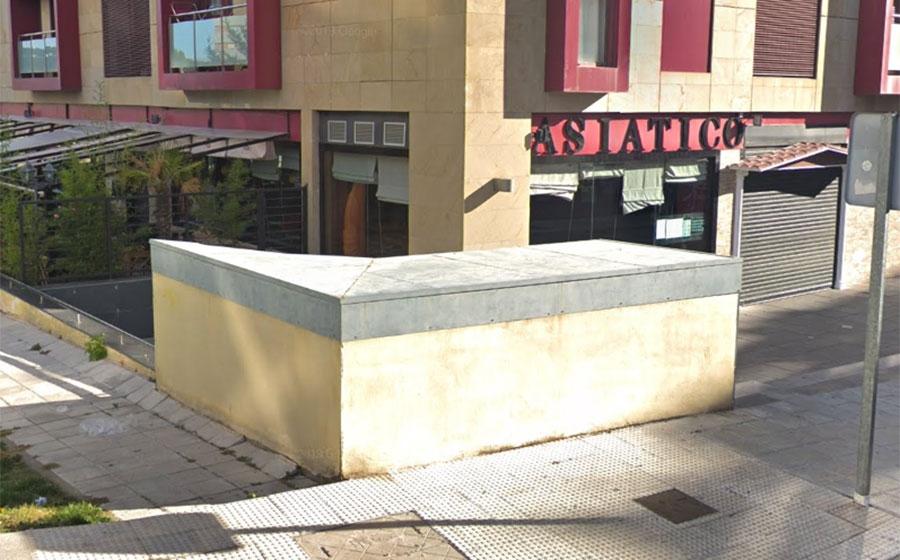 01837e494a96 El suceso ocurrió a la salida de un restaurante chino situado en Travesía de  ...
