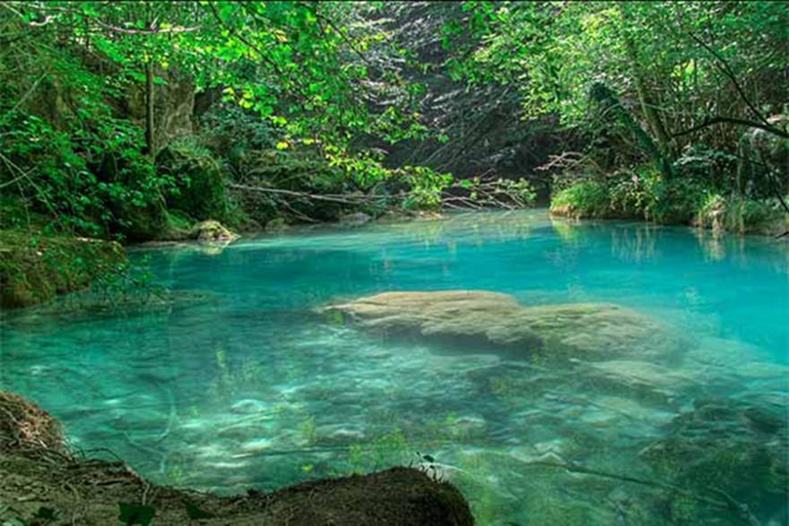 Guadaqu guadalajara cuenta con ocho zonas de ba o - Piscinas naturales mexico ...
