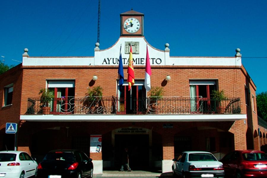 Guadaqu el ayuntamiento de azuqueca denuncia y condena for Piscina azuqueca de henares