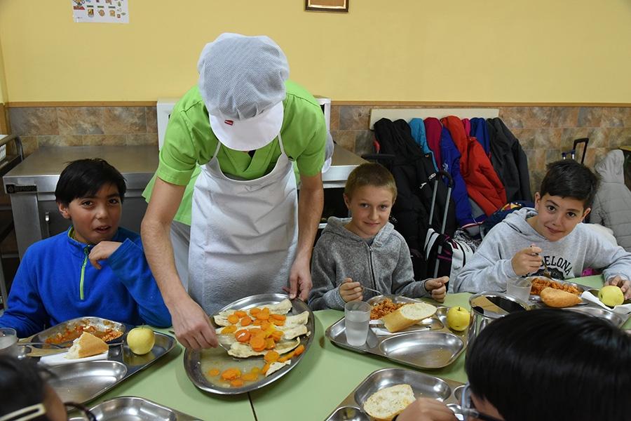 Guadaqu el curso escolar tendr 19 nuevos comedores for Comedores nuevos