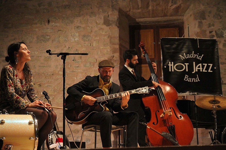 Madrid Hot Jazz Band en el Jazz de Sigüenza