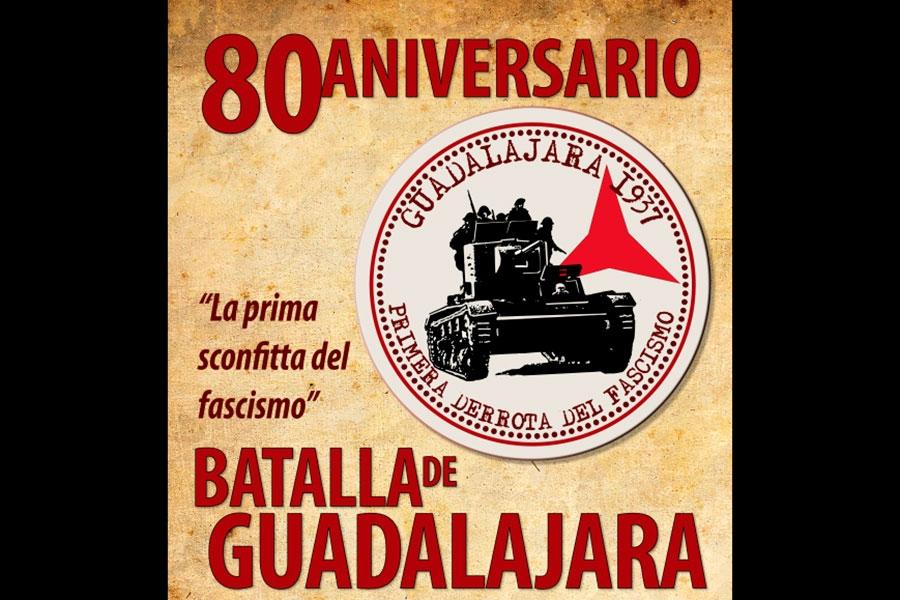 Cuarta marcha memorial Batalla de Guadalajara en su 80 aniversario