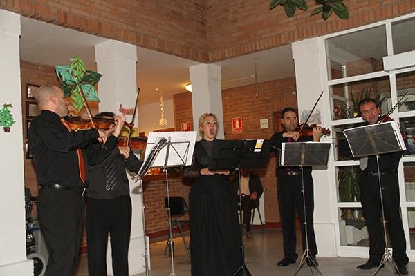Guadaqu m sica cl sica en la casa de los mayores de trillo for Casa piscitelli musica clasica